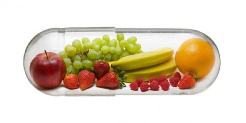 Afslanken, voeding en vitamines