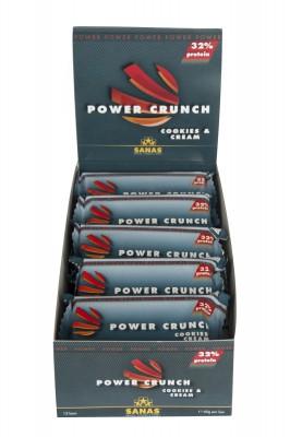 Sanas Power Crunch Bar Chocolade 60g