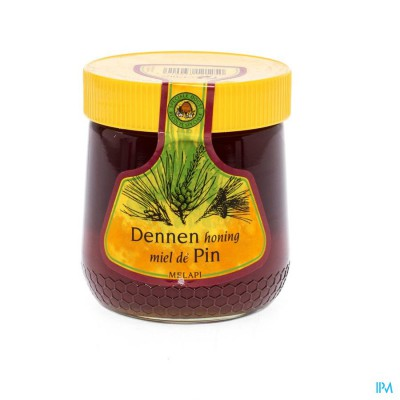 Melapi Honing Den Vloeibaar 500g 5524