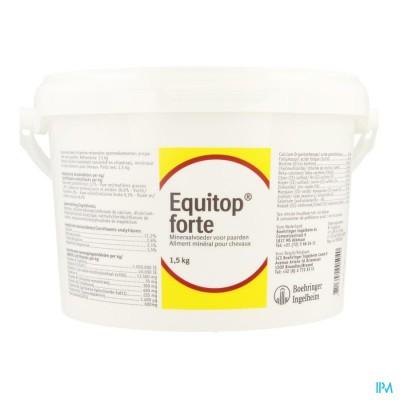Equitop Forte Pulv 1,5kg