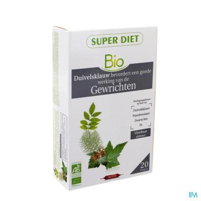 Super Diet Complexe Articulatie Bio Amp 20x15ml