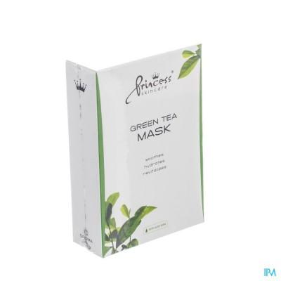 Princess Skincare Green Tea Mask 8
