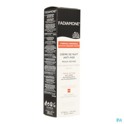 Fadiamone Gezichtscreme Tube 30ml
