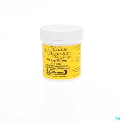 Calcium Magnesium Pidolaat 350/350mg V-caps 60