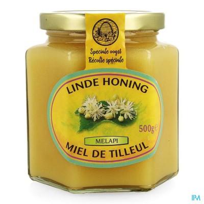 Melapi Honing Linde Zacht 500g 5529
