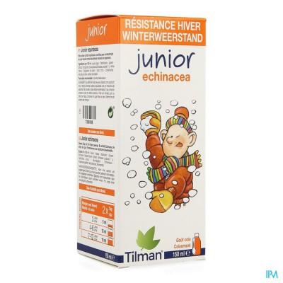 Junior 0-10 Echinacea Kindersiroop 150ml