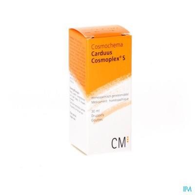 Carduus Cosmoplx S Gutt 30ml Cosmo