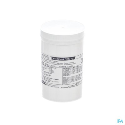 Vitamine A Retinol 3.333ie 1000 Lambo