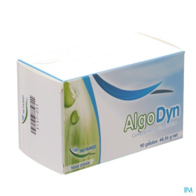 Algodyn Nf Blister Comp 6x15
