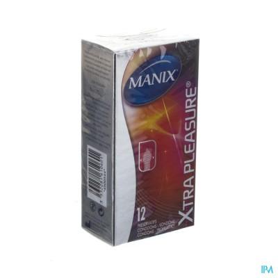 Manix Xtra Pleasure Condomen 12