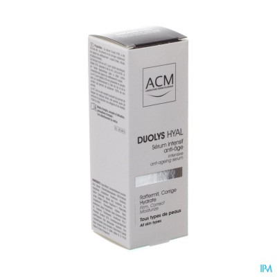 Duolys Hyal Serum Intensief A/age 15ml