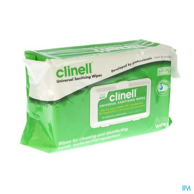Clinell Universel Wipes 200
