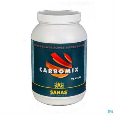 Sanas Carbomix Pot 1kg Vanille