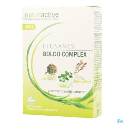 Elusanes Boldo Complex Blister Gel 20