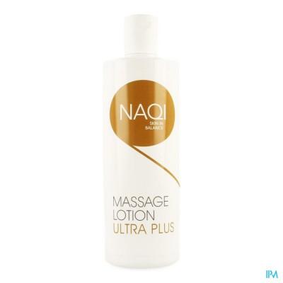 NAQI Massage Lotion Ultra Plus 500ml