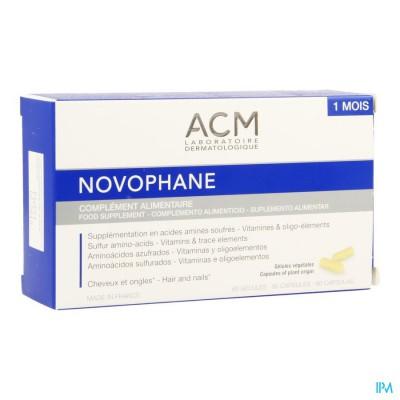 Novophane Caps 5x12
