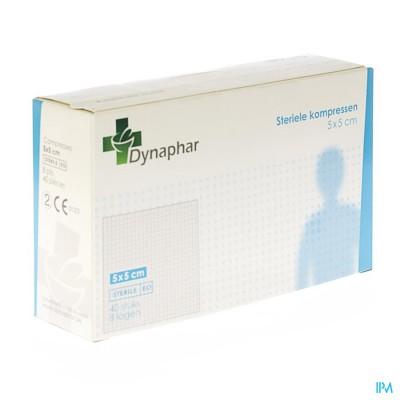Dynaphar Kompres 8pl 5,0x 5,0cm 40 35201