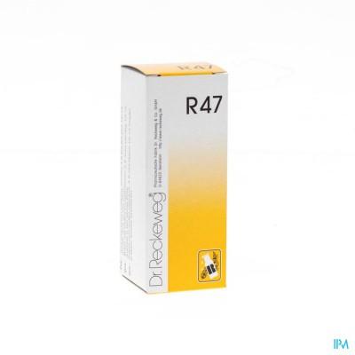 Reckeweg Dr. R47 Gutt 50ml