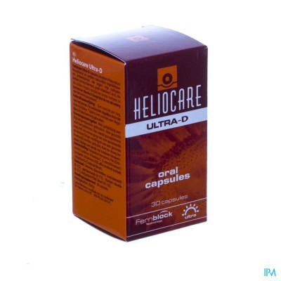 Heliocare Ultra-d Pot Caps 30 Verv.2591311
