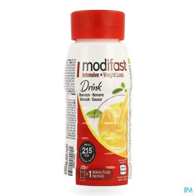 Modifast Snack & Meal Drink Banaan 236ml