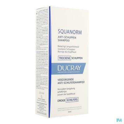 Ducray Squanorm Sh Droge Schilfers Nf 200ml