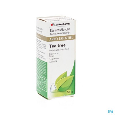 Arko Essentiel Tea Tree Gutt 10ml