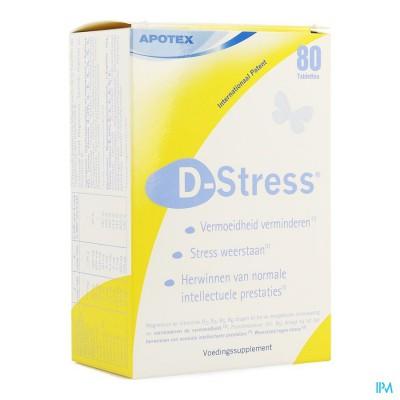 D-stress Comp 80