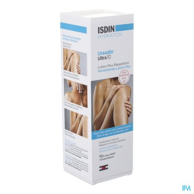 Isdin Ureadin Ultra 10 Lotion 400ml