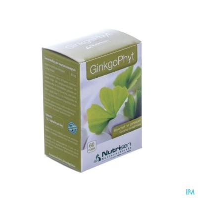 Ginkgophyt 60 Caps Nutrisan