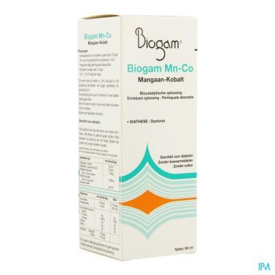 Biogam Mn-co Fl 60ml