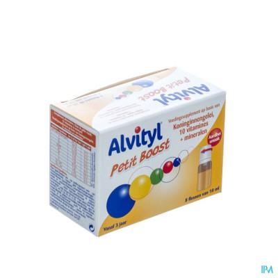 Alvityl Petit Boost Fl 8x10ml