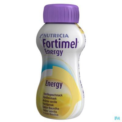 Fortimel Energy Vanille 4x200ml Verv.2320521