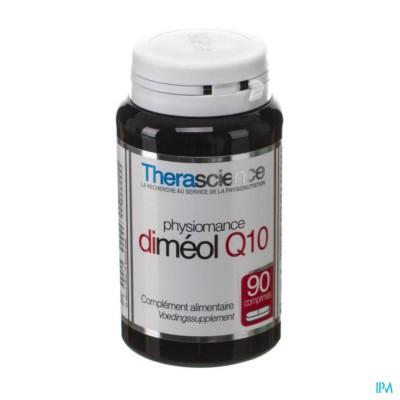 Dimeol Q10 Nf Comp 90 Physiomance Phy237