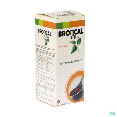 Broncal Fito Siroop 200ml