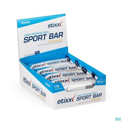 Etixx High Protein Bar Coconut Vanilla 12x50g