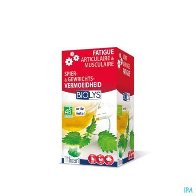 Biolys Netel Bio Tea-bags 20