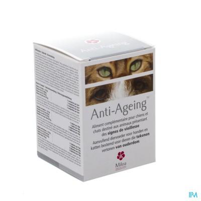 Anti Ageing Smakelijk Tabl Flacon 60