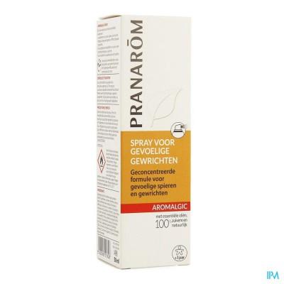 Aromatic Spray Soepele Gewrichten 50ml