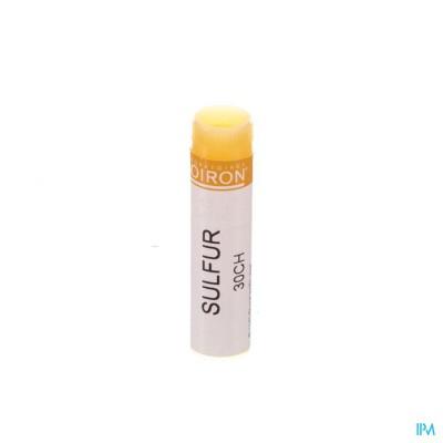Sulfur 30ch Gl Boiron