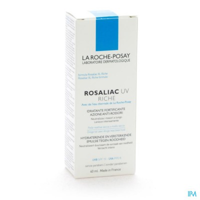 La Roche Posay Rosaliac Uv (ex-xl) Riche 40ml