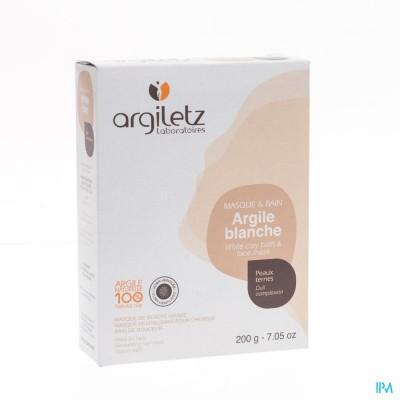 Argiletz Witte Klei Ultra Geventileerd Pdr 200g