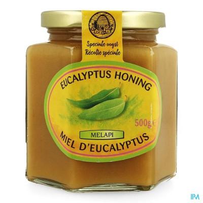 Melapi Honing Eucalyptus Vast 500g 5014