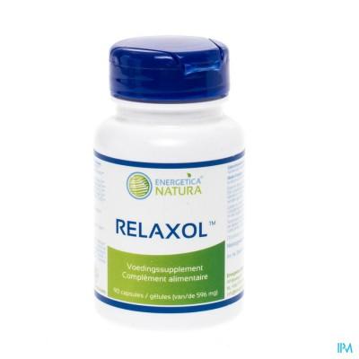 Relaxol Nf Energetica Caps 90