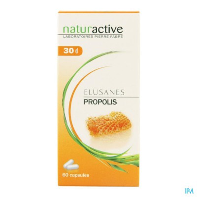 Elusanes Propolis Pot Gel 60