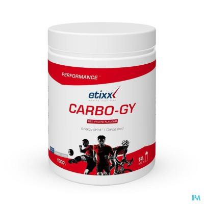 Etixx Carbo-gy 1000g