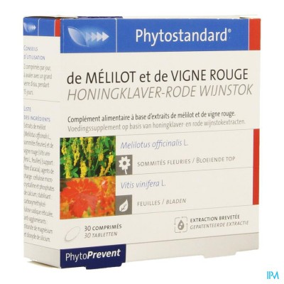 Phytostandard Hon.klaver-r.wijnst. Blist.comp 2x15