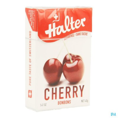Halter Bonbon Kers Zs 40g