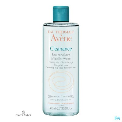 Avene Cleanance Micellair Water 400ml
