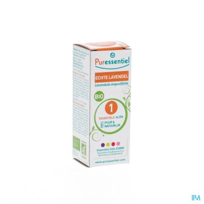 Puressentiel Eo Echt Lavendel Bio Exp.ess Olie10ml