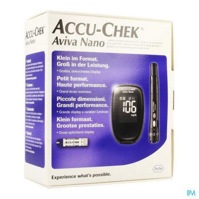 Accu Chek Aviva Nano 06454089016